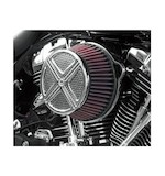 LA Choppers XXX Big Air Cleaner For Harley 2008-2016