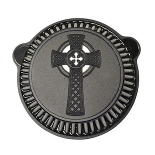 LA Choppers Celtic Cross Air Cleaner For Harley
