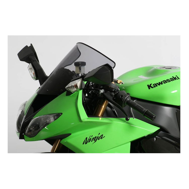MRA Double-Bubble RacingScreen Windshield Kawasaki ZX6R / ZX636 / ZX10R