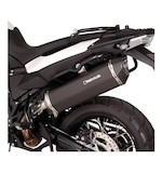 Remus Black Hawk Slip-On Exhaust BMW F650 / F700 / F800 GS
