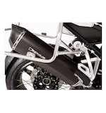 Remus Black Hawk Slip-On Exhaust BMW R1200GS 2013-2017
