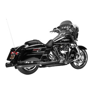 Arlen Ness by MagnaFlow MegaCone Slip-On Mufflers For Harley Touring 1995-2016