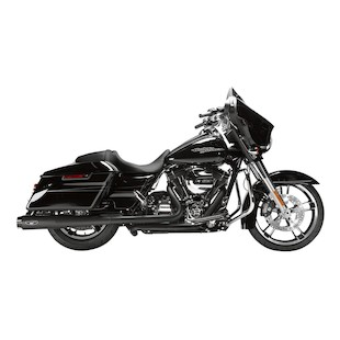 Arlen Ness by MagnaFlow Redline Slip-On Mufflers For Harley Touring 1995-2016