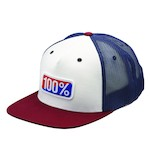 100% Americana Trucker Hat