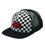 100% Checkers Hat