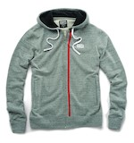 100% Drew Zip-Up Hoody