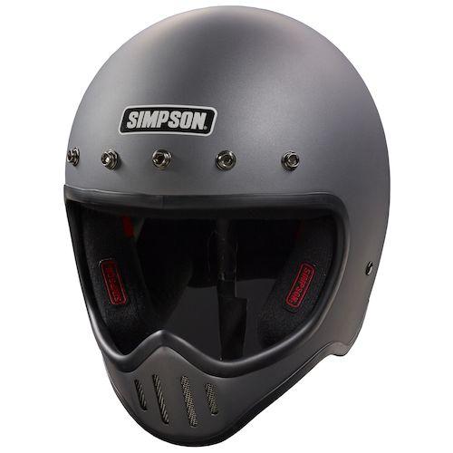 Simpson M50 Helmet Revzilla