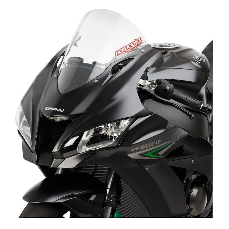 Hotbodies GP Windscreen Kawasaki ZX10R 2016 2018