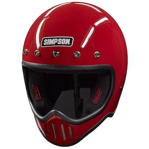 9b9de92f Simpson M50 Helmet - RevZilla