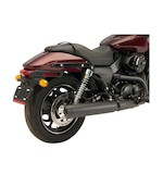 Supertrapp Exhaust Stout Slip-On Muffler For Harley Street 2015-2017