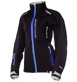 Klim Women's Alpine Parka - Black/Blue