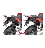 Givi PLR7401 Rapid Release Side Case Racks Ducati Multistrada 2010-2014