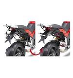Givi PLR7401 Rapid Release Side Case Racks Ducati Multistrada 2010-2014
