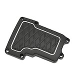 Eddie Trotta Platinum Cut Transmission Top Cover For Harley Twin Cam 2006-2016