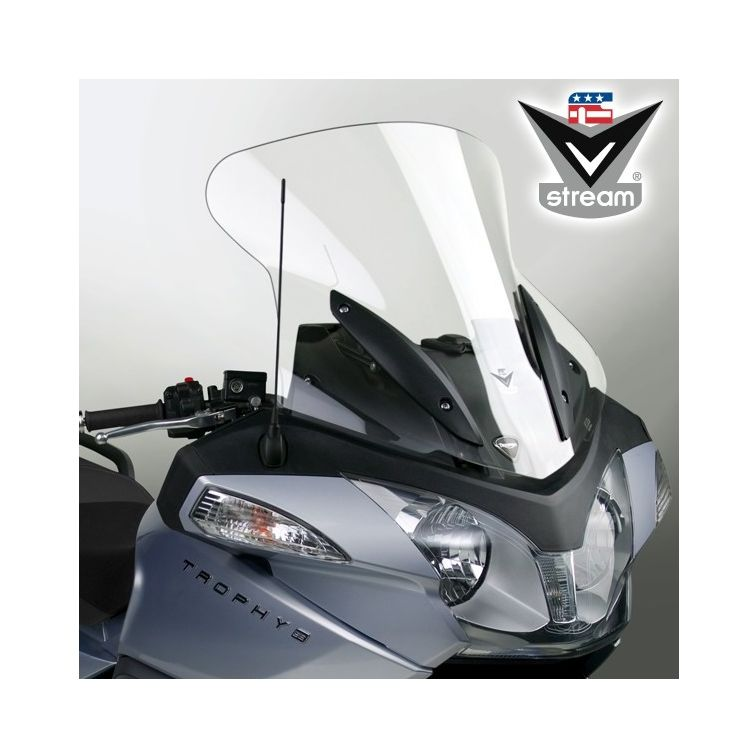 National Cycle VStream Tall Touring Windscreen Triumph Trophy SE 2013-2017