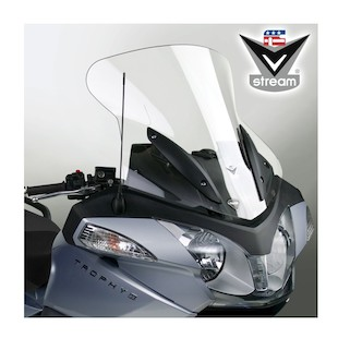 National Cycle VStream Tall Touring Windscreen Triumph Trophy SE 2013-2016