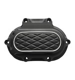 Eddie Trotta Hydraulic Clutch Actuator Transmission Side Cover For Harley 2006-2017