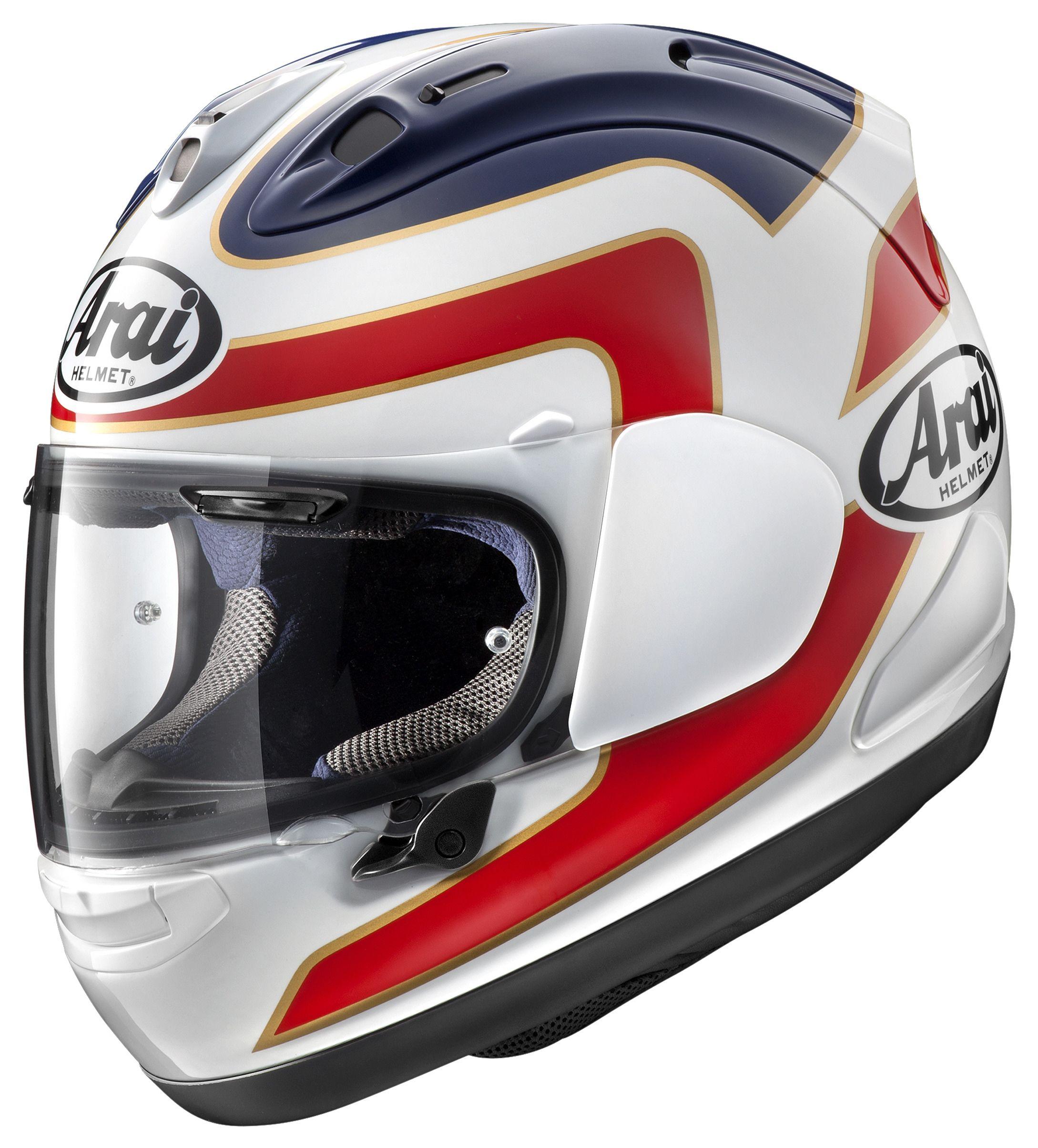Arai corsair x spencer helmet 10 off revzilla for Ecran photochromique arai