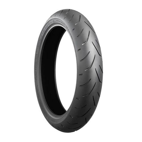 bridgestone battlax hypersport s20 evo front tires revzilla. Black Bedroom Furniture Sets. Home Design Ideas