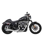 Vance & Hines UpSweep 2-Into-1 Exhaust For Harley Sportster 2004-2017