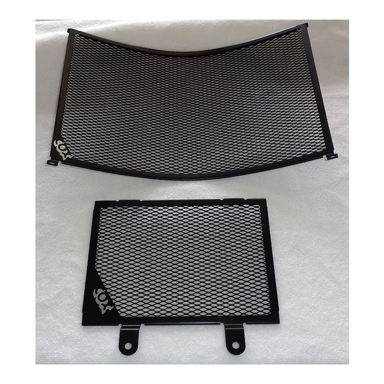 Cox Racing Radiator and Oil Cooler Guard Yamaha R1 / R1M / R1S