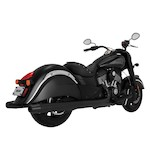 "Vance & Hines 4"" Classic Slip-On Mufflers For Indian Chief 2014-2016"