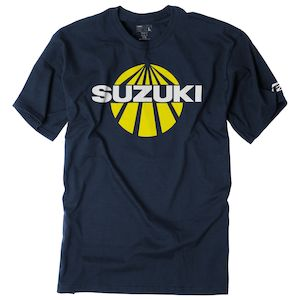 Factory Effex Suzuki Sun T-Shirt