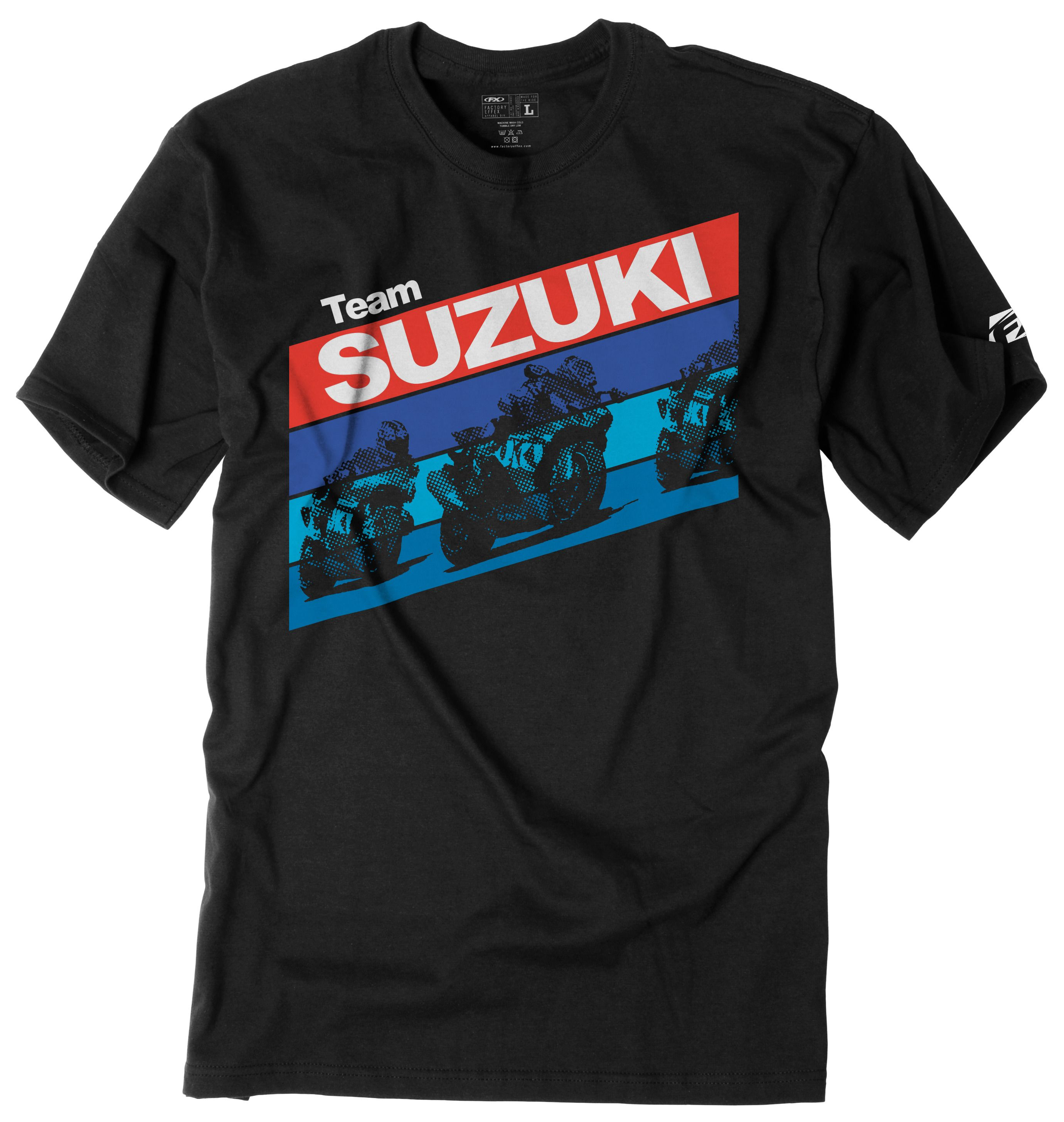 factory effex suzuki gsxr shades t shirt 10 off. Black Bedroom Furniture Sets. Home Design Ideas