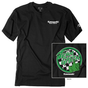 Factory Effex Youth Kawasaki Team T-Shirt