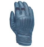 Roland Sands Barfly Blue Steel LE Gloves