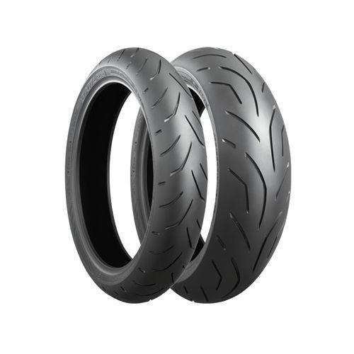 bridgestone battlax hypersport s20 evo tire set revzilla. Black Bedroom Furniture Sets. Home Design Ideas