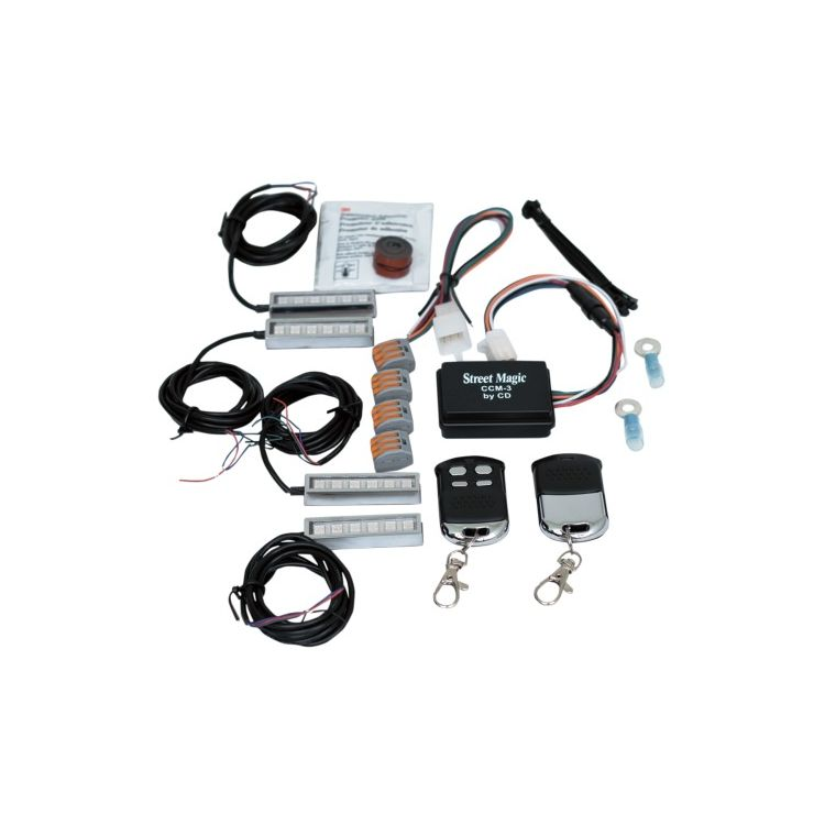Custom Dynamics Magical Wizard LED Light Starter Kit