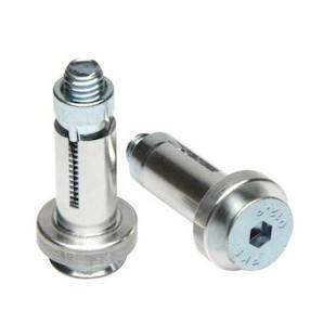Barkbusters Bar End Mounting Kit for 12mm Inner Diameter Handlebars