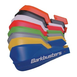 Barkbusters VPS Replacement Plastic Guards Green [Previously Installed]