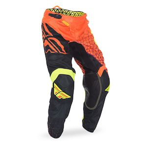 Fly Racing Dirt Kinetic Trifecta Mesh Pants