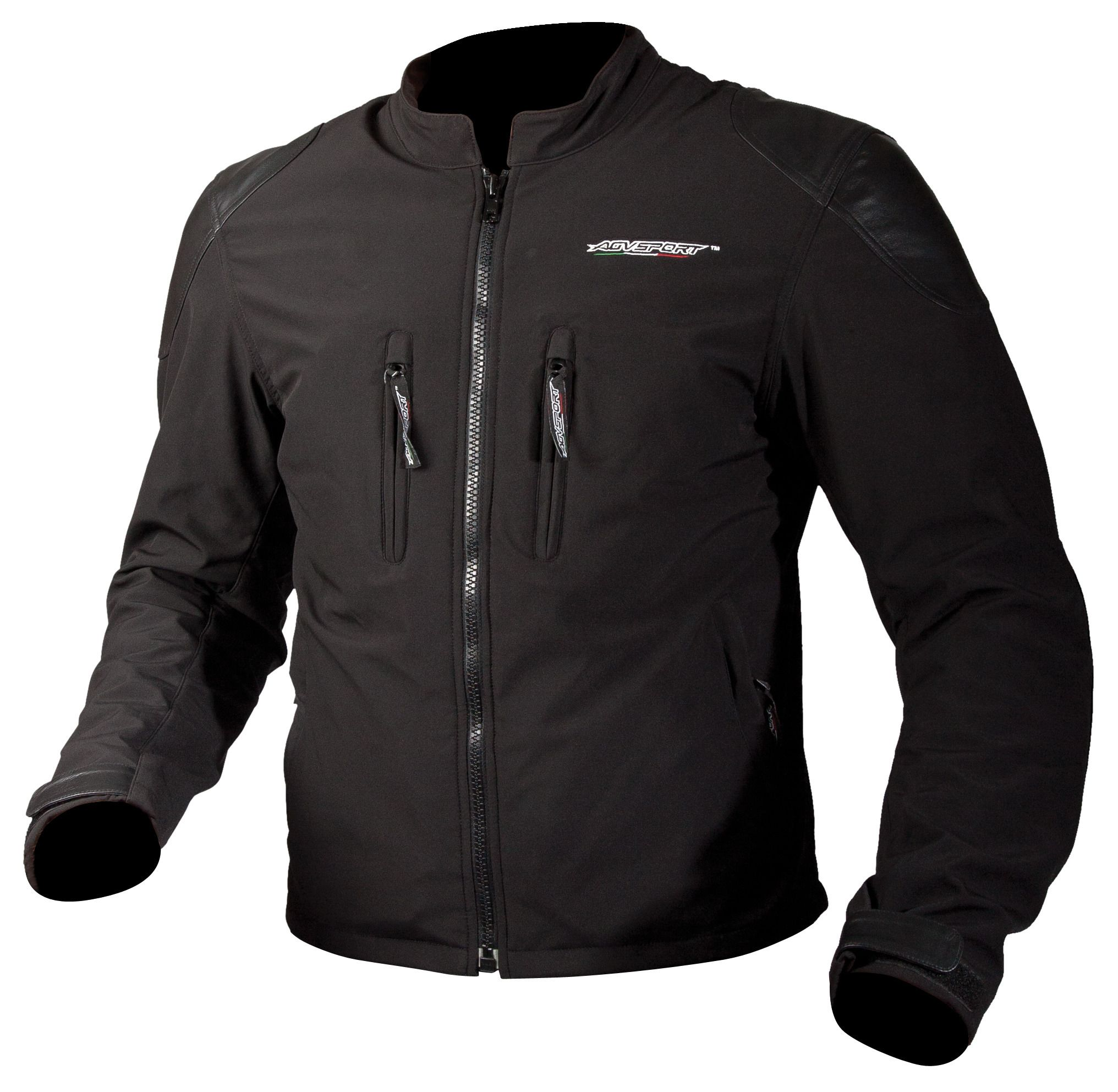 agv sport strike soft shell jacket revzilla. Black Bedroom Furniture Sets. Home Design Ideas