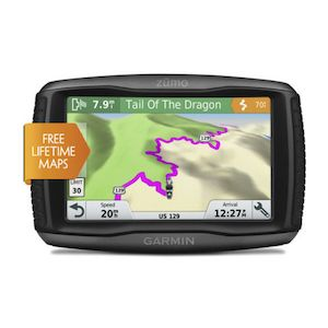 Gps For Motorcycle