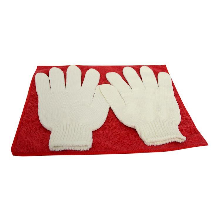 Klock Werks Detail Works Microfiber Gloves