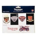 Triumph Union Fridge Magnets