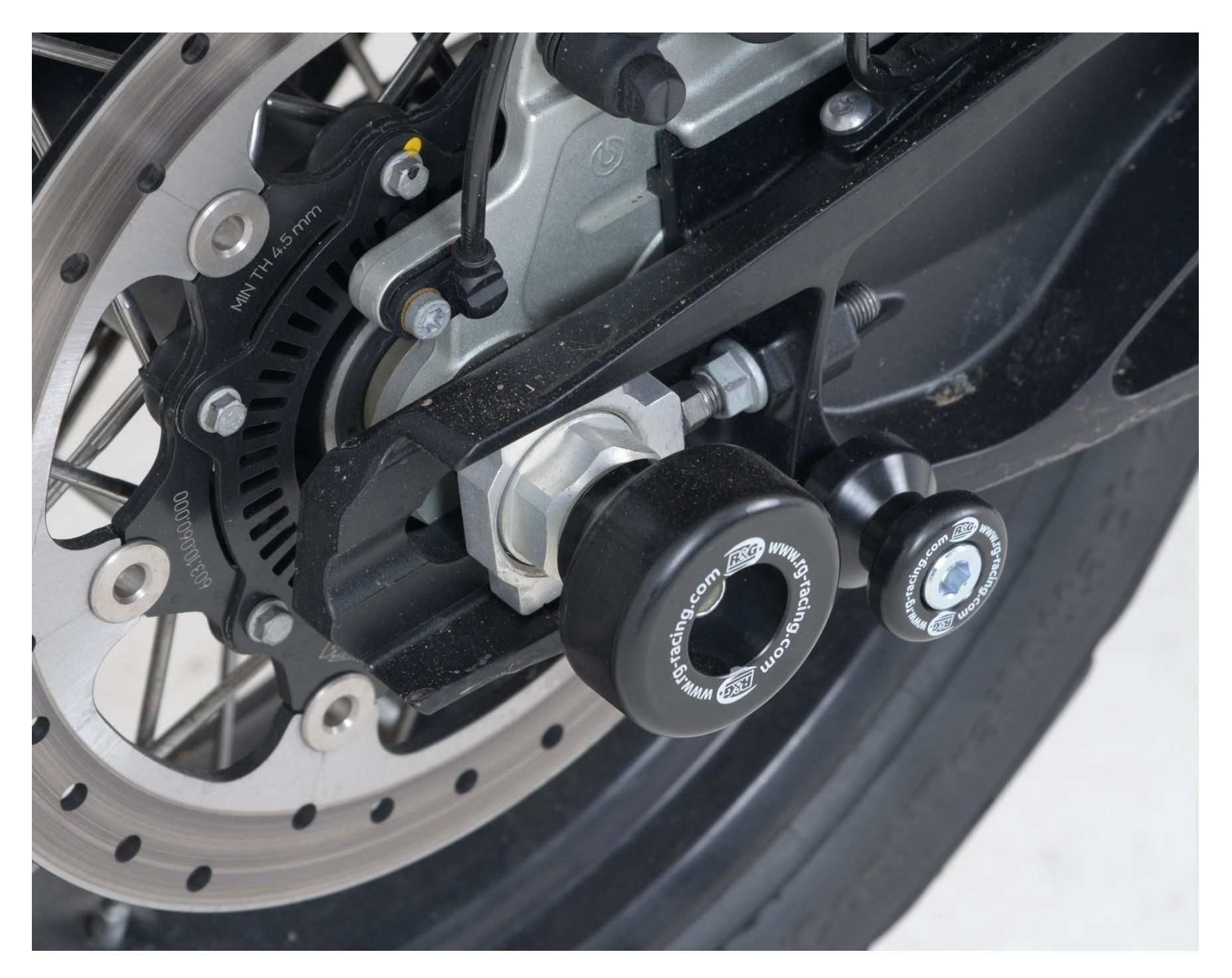 R/&G Fork Sliders Protections Suzuki GSX-S 750