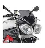 Givi A6405 Windscreen Triumph Street Triple 675 2007-2015