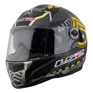 LS2 FT3 Veteran Helmet (Size XS Only)