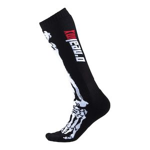 O'Neal Youth Pro MX X Ray Socks