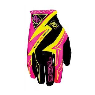 O'Neal Matrix Racewear Women's Gloves [Size XL Only]