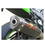 Graves Hexagonal Slip-On Exhaust Kawasaki ZX10R 2016-2018