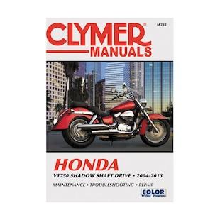 Clymer Manual Honda VT750 Shadow Shaft Drive 2004-2013