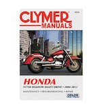 Clymer Manual Honda VT750 Shadow Shaft Drive 2004-2013