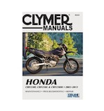 Clymer Manual Honda CRF230F / L / M 2003-2013