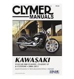 Clymer Manual Kawasaki Vulcan 900 2006-2013