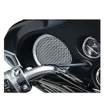 Kuryakyn Road Thunder Fairing Speaker And Amp Kit by MTX For Harley Touring 1998-2013